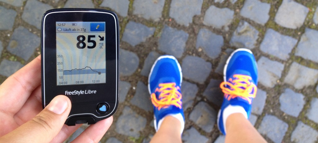 Sport mit Diabetes
