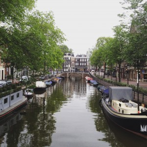 Amsterdam - Reisen mit Diabetes