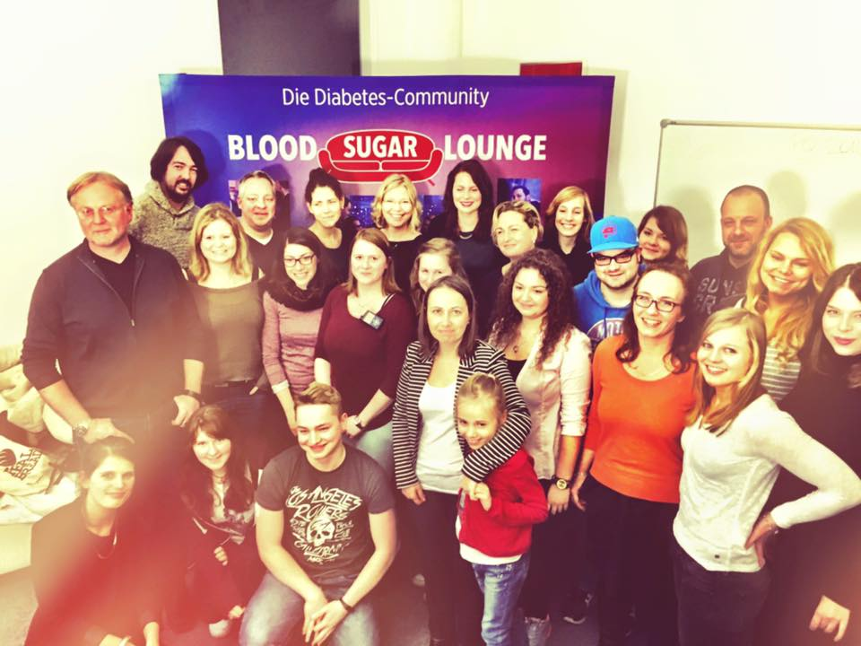 Diabetes Events Blood Sugar Lounge