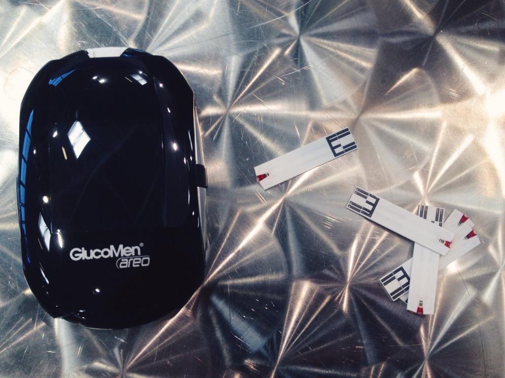 EASD 2016 Glucomen