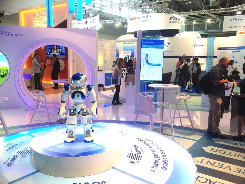EASD 2016 Robot