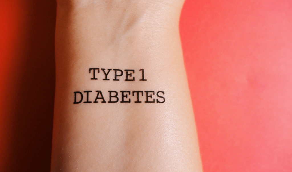 Temporary Diabetes Tattoos