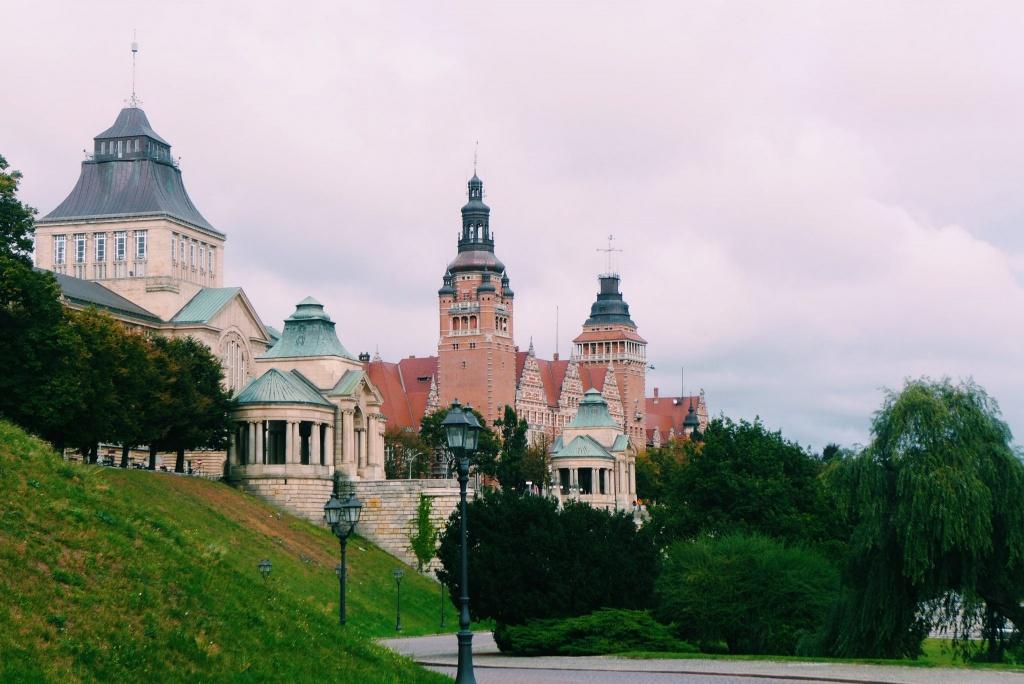 Stettin, Polen
